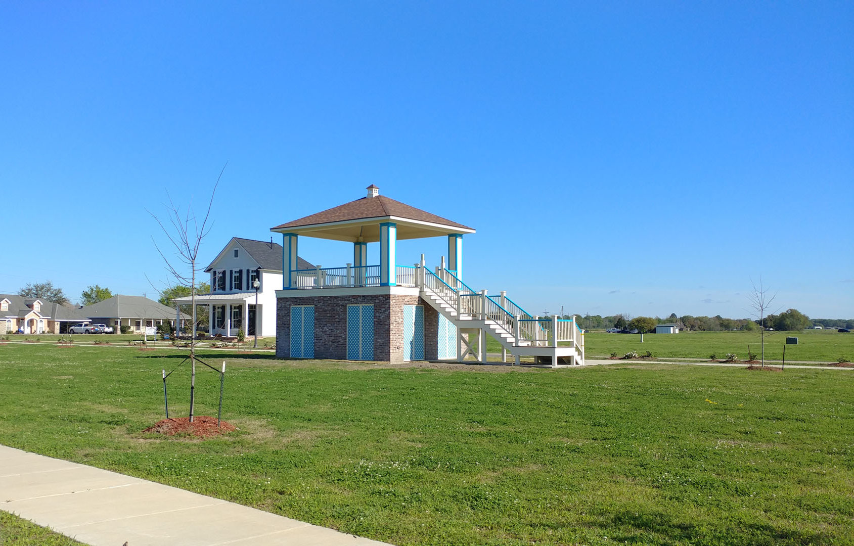 Pavilion Update