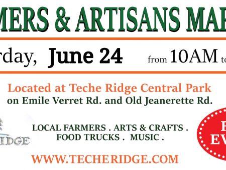 Summer Farmers & Artisans Market