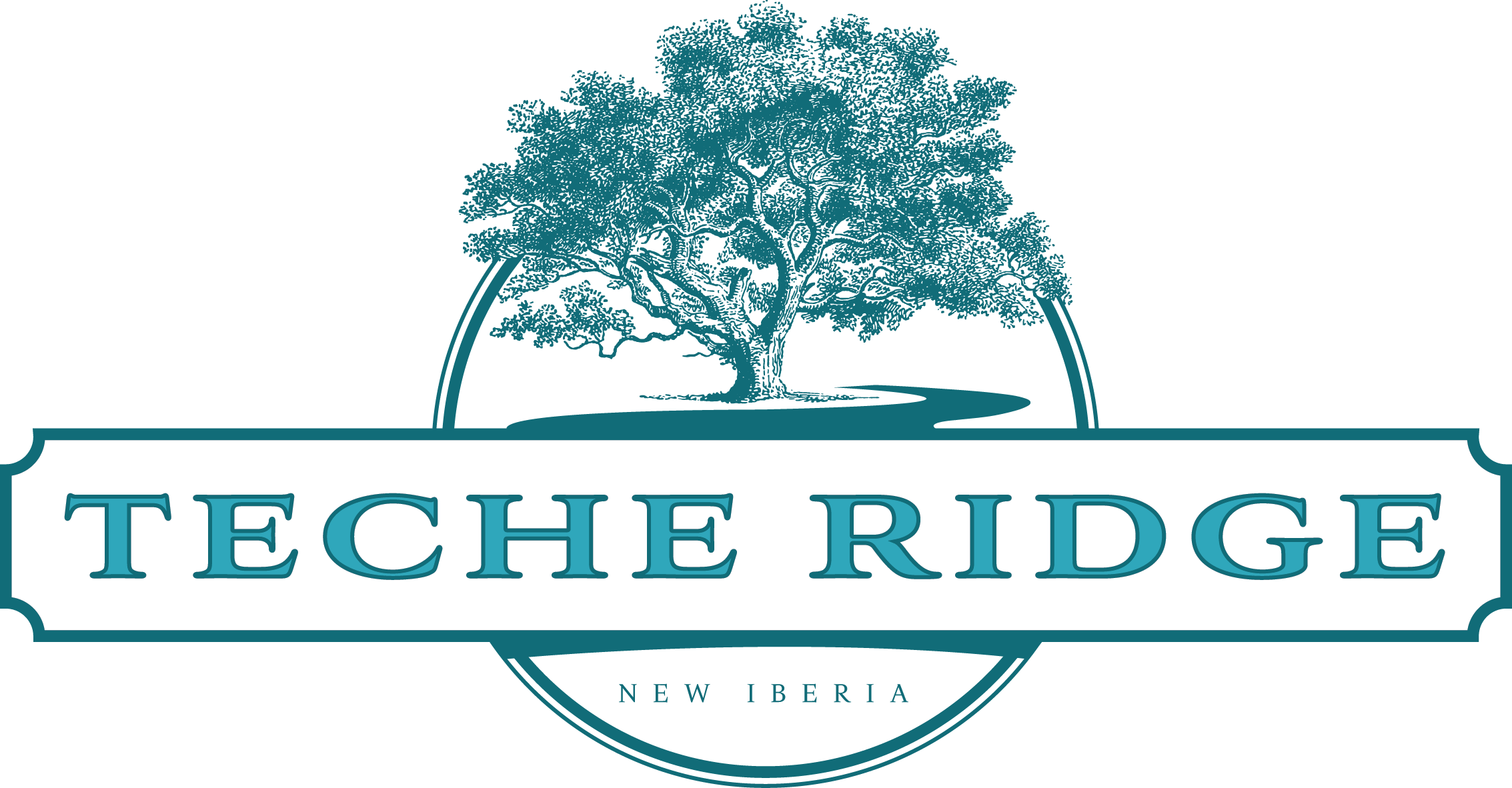 Teche Ridge