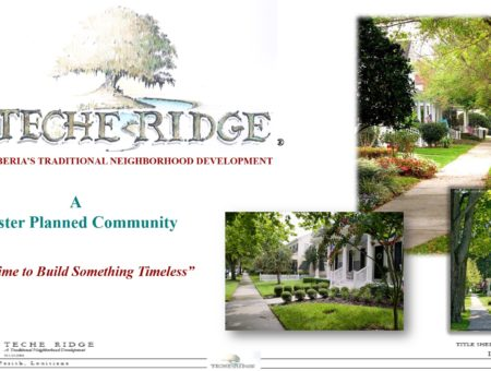 About Teche Ridge