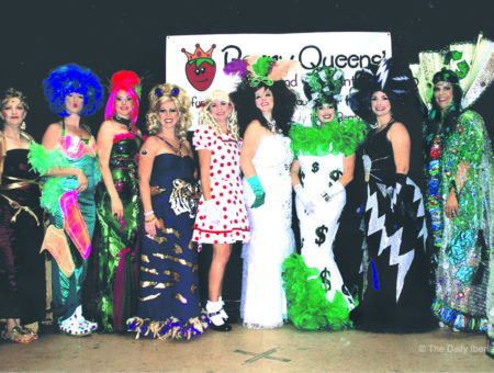 Berry Queens and Iberia On Tap
