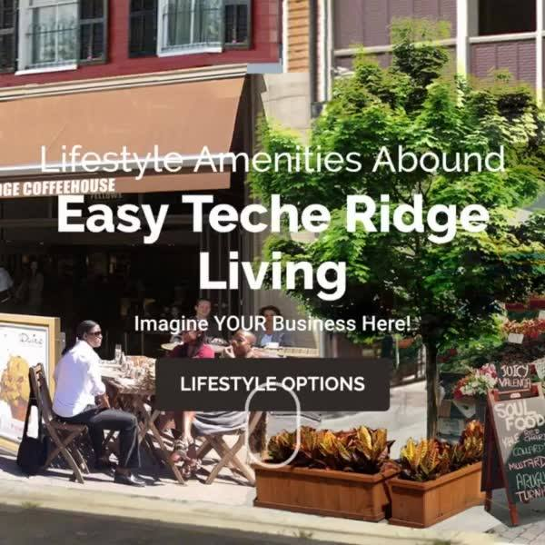 The future of Teche Ridge, A Master Planned Community, where lifestyle amenities…