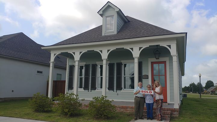 Welcome another new happy homeowner to Teche Ridge, A Master Planned Community! …