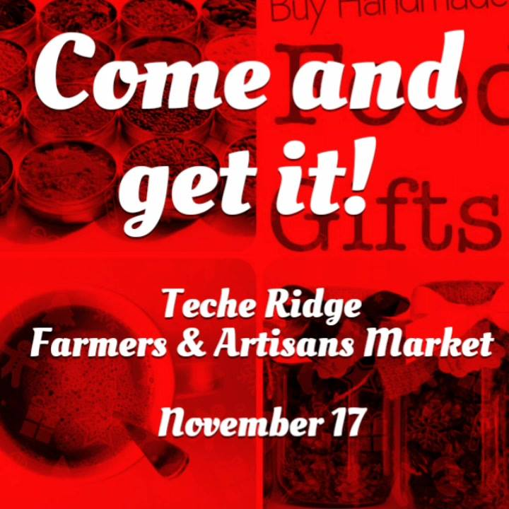 """This weekend, the """"Fall 2018 DaBerry Farmers Market at Teche Ridge"""" event will e…"""