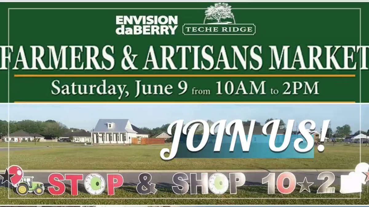 We almost have a full register of vendors for the upcoming June 9 – DaBerry Farm…