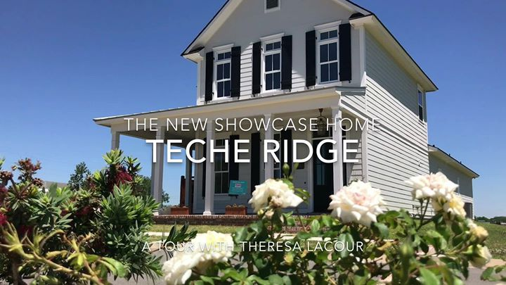 Teche Ridge, A Master Planned Community
