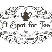 A Spot for Tea, an Acadian Tea Room