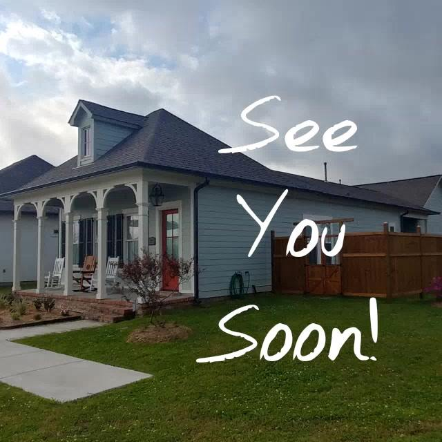 Good morning from Teche Ridge, A Master Planned Community!