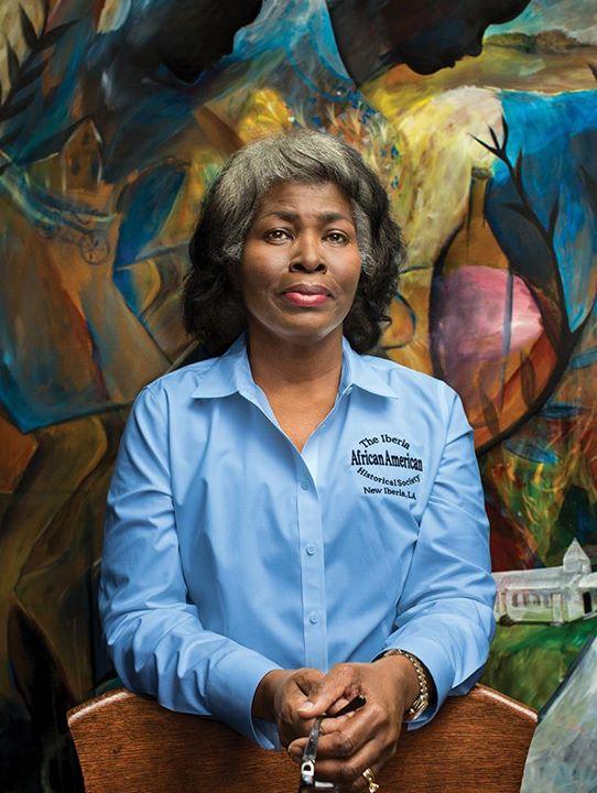 Congratulations Dr. Hayes! #onlyiniberiaCongratulations Phebe Hayes, Acadiana …