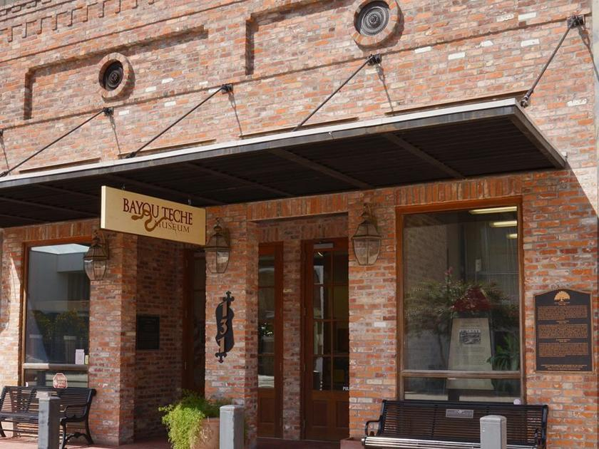 Take A Day-Cation to Iberia Parish