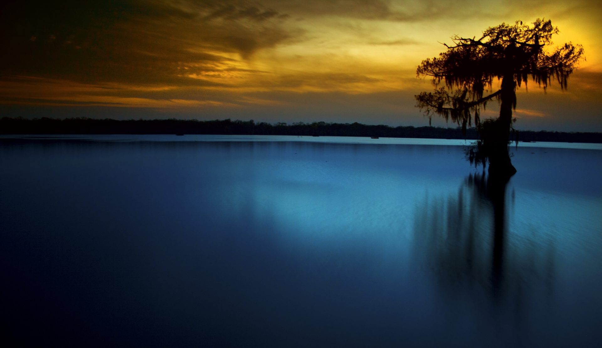 Discover The Unspoiled Beauty Of This Mesmerizing Louisiana Lake