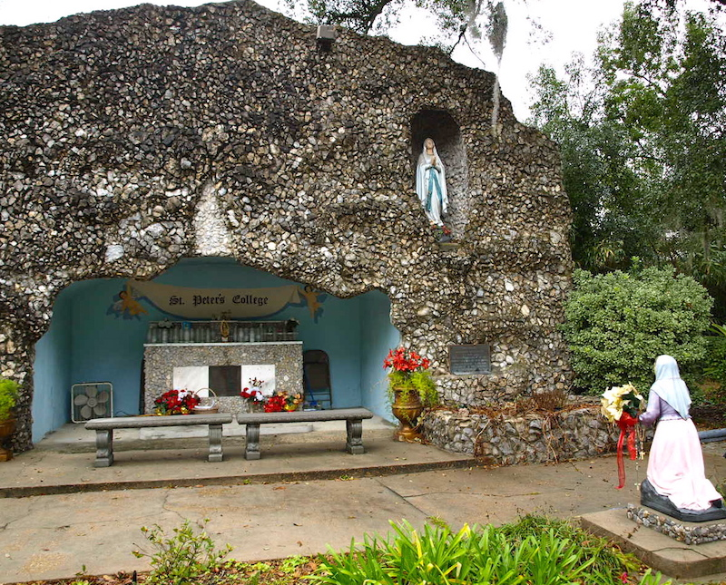 Grotto of Our Lady of Lourdes – My New Orleans