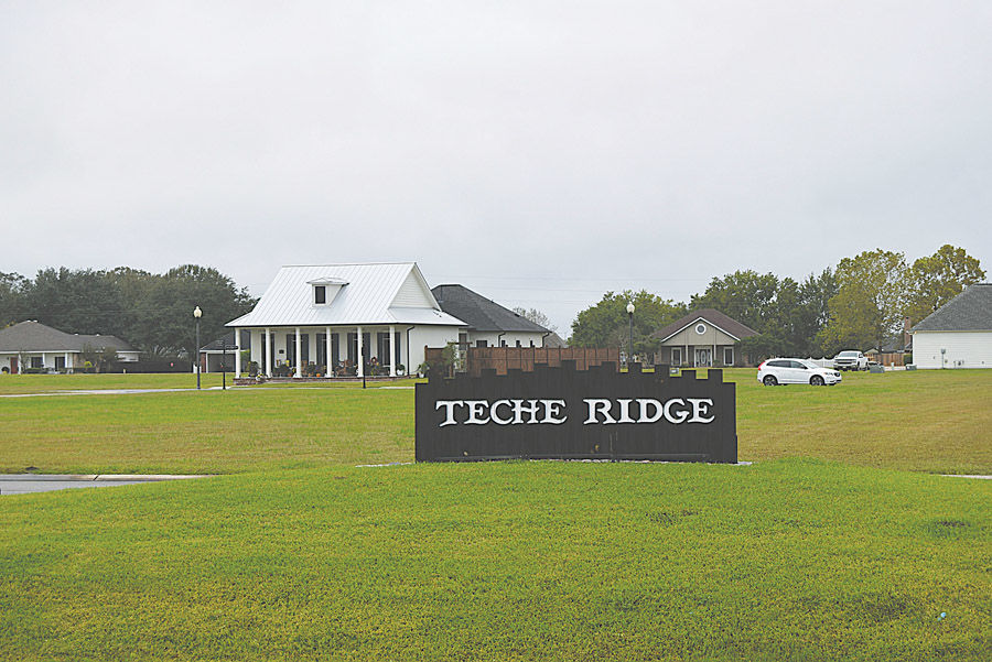 SMHA Takes the Lead in Teche Ridge Progress